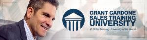 Grant Cardone Sales University