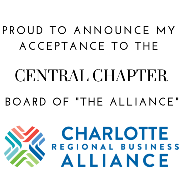 Charlotte Regional Business Alliance Central Chapter Board