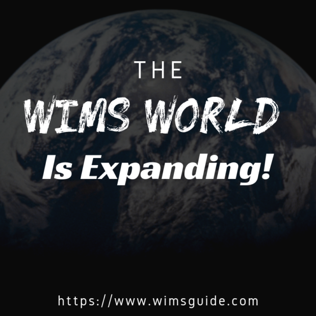 The WIMS World is Expanding