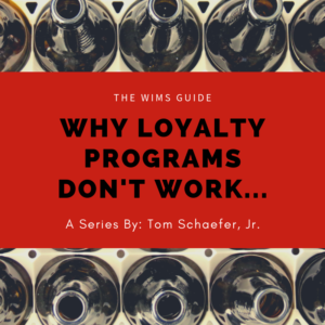 Why Loyalty Programs Don't Work