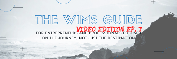 The WIMS Guide Video Ep. 7 CRM