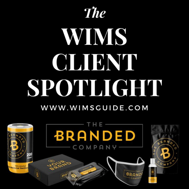 WIMS Client Spotlight The Branded Company
