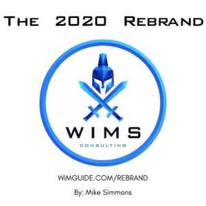 The WIMS Consulting 2020 Rebrand