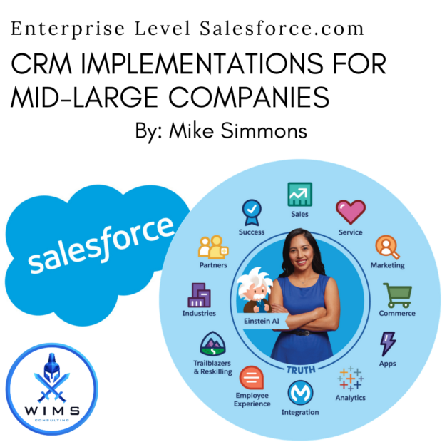 Enterprise Level Salesforce.com CRM